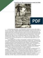 Masacrul Bolsevic Al Prizonierilor Romani de La Balti - Basarabia Din 1944
