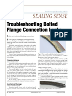 Ho Can i Troubleshoot Bolted Flange Conenction Leaks May06