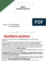 13 Serie 7-Equilibrio Quimico -Generalidades