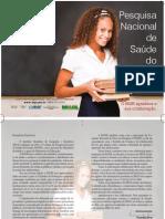 Cartaz PeNSE 2015