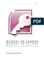 Tutorial de Access