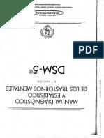 Completo DSM 5 Manual