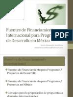 Fuentes internacional
