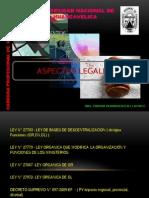 Aspectos Legales Unh