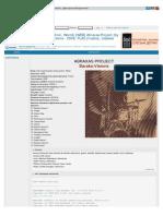 (Dub, Experimental, Improvisation, World) Abraxas Project (by Jerome Paressant