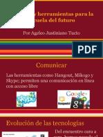 Métodos y Herramientas Para La Escuela Del Futuro (1)