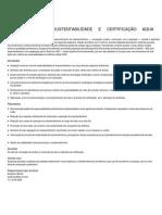 Cte Certificacao Aqua
