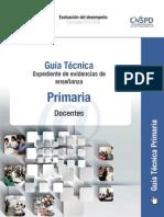 2 Guía Técnica Docentes Primaria