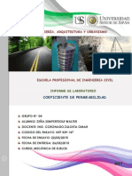 informe 10 permeabilidad