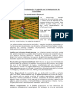 Enfermedades Profesionales Producida por la Manipulación de Plaguicidas.docx