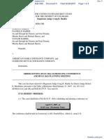 Harris et al v. American Family Insurance Company et al - Document No. 5