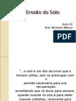 Aula 02Erosão