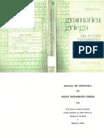 H. E. Dana y Julius R. Mantey - Gramática Girega Del Nuevo Testamento