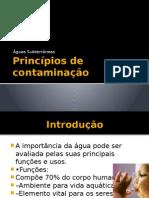 Aula 06 Princípios de Contaminação