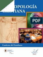 Cuaderno Del Curso Antropologa Cristiana