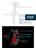 Chemical Basis of Life Part 1