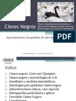 Cisnes Negros - Maite Avelino