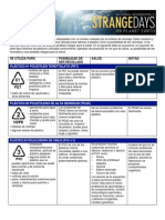 Strange Days Smart Plastics Guide Spanish