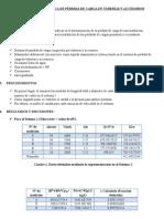 Informe de Práctica de Pérdida de Carga en Tuberías y Accesorios