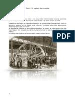 O século XIX e as inovações