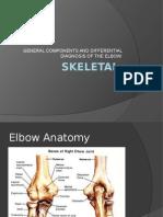elbow template skeletal