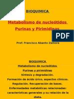 Metabolismo de Purinas y Pirimidinas