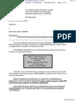 Christensen et al v. Burlington Northern Santa Fe Railway Company, The et al - Document No. 10