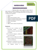 Proyecto lúdico Grupal