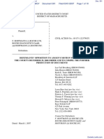 Amgen Inc. v. F. Hoffmann-LaRoche LTD et al - Document No. 301