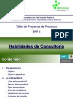 Habilidades de Consultoria