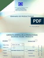 Clases de Productividad Sin Efectos