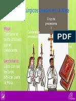 Articulos liturgicos