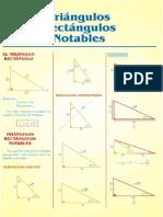 Guía 1 - Triángulos Rectángulos Notables