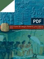Curso de Lengua Sumeria
