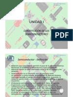UNIDAD I Semiconductores