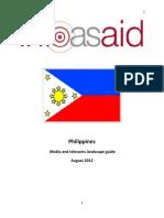 Media & Telecoms Landscape Guide - Philippines