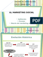10. Marketing Social