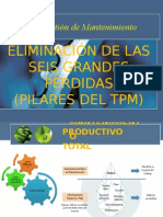 3) Seis Grandes Perdidas-Pilares Del TPM