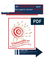 6 errores MARKETING