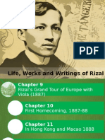 Life, Works and Writings of Rizal