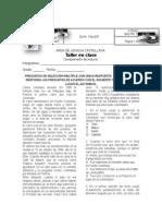 Taller en Clase Tipo ICFES 8° segundo periodo 2015.doc