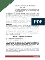 elartedelaguerraenlosnegocios-120609224103-phpapp02