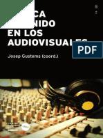 Música y Sonido en los audiovisuales.