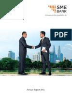 SME Bank 2014 Annual Report