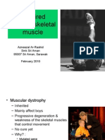 Impaired Musculoskeletal Muscle
