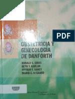 Danforth. Obstetricia y Ginecologia