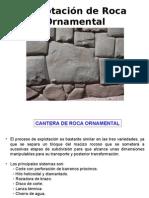Explotación de Roca Ornamental
