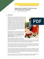 Pembelajaran Aktif, Kreatif, Efektif, Dan Menyenangkan (PAkEm)