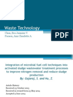 Waste Technology