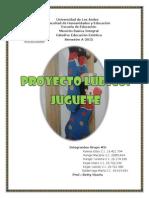 Proyecto Ludico Juguete PDF